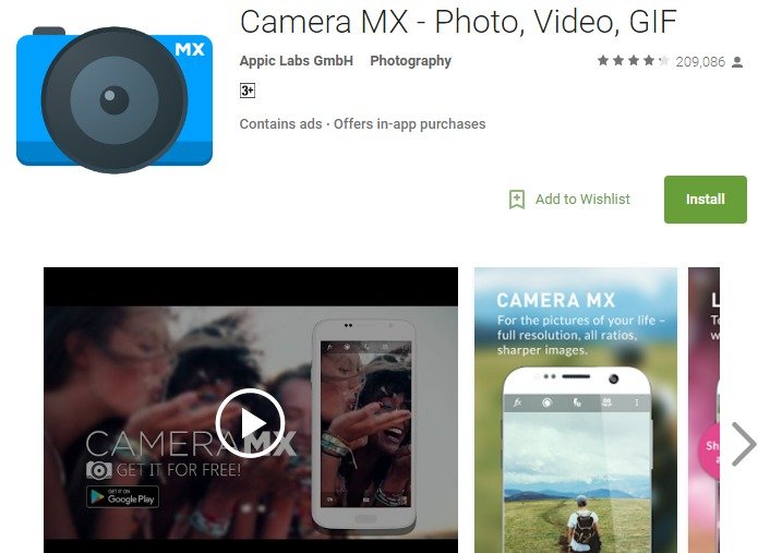 best camera apps for 2017