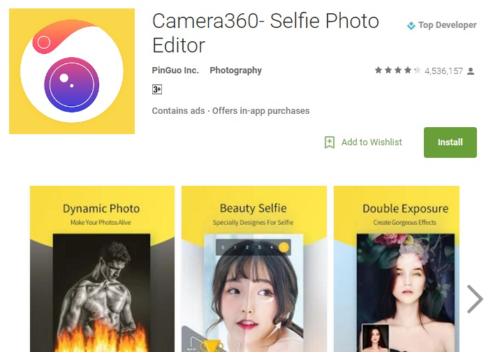 Best android camera apps for photography