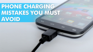 Mobiles charging mistakes we are doing in daily life