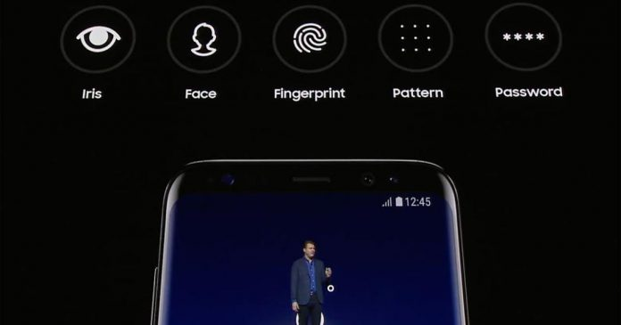 Unique features of samsung galaxy 8