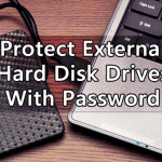 Protect Your Hard Disk with Password