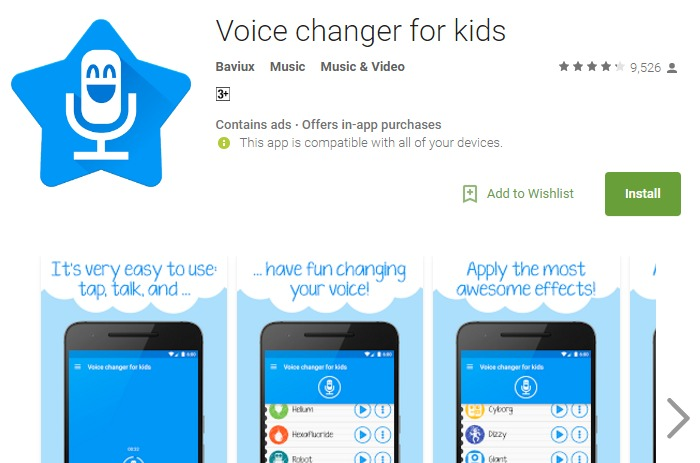 Top 10 Voice Changer Apps for Android - TechBizy