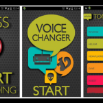 Top 10 Voice changer apps