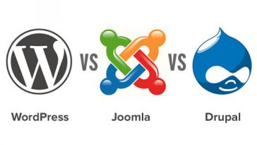 difrence between wordpres joomla and drupal