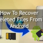 Recover data of android in 4 STeps