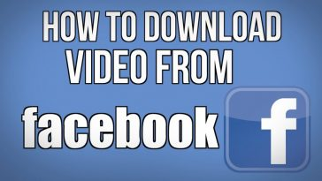 Facebook videos without any tool