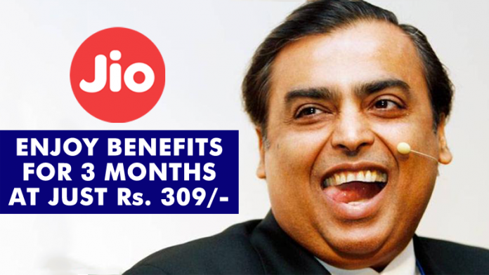 Jio launches another offer latest
