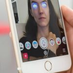 How to use snapchat lenses feature