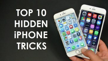 iPhone 6 hidden features