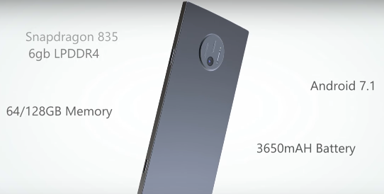 Nokia 9 price and specification
