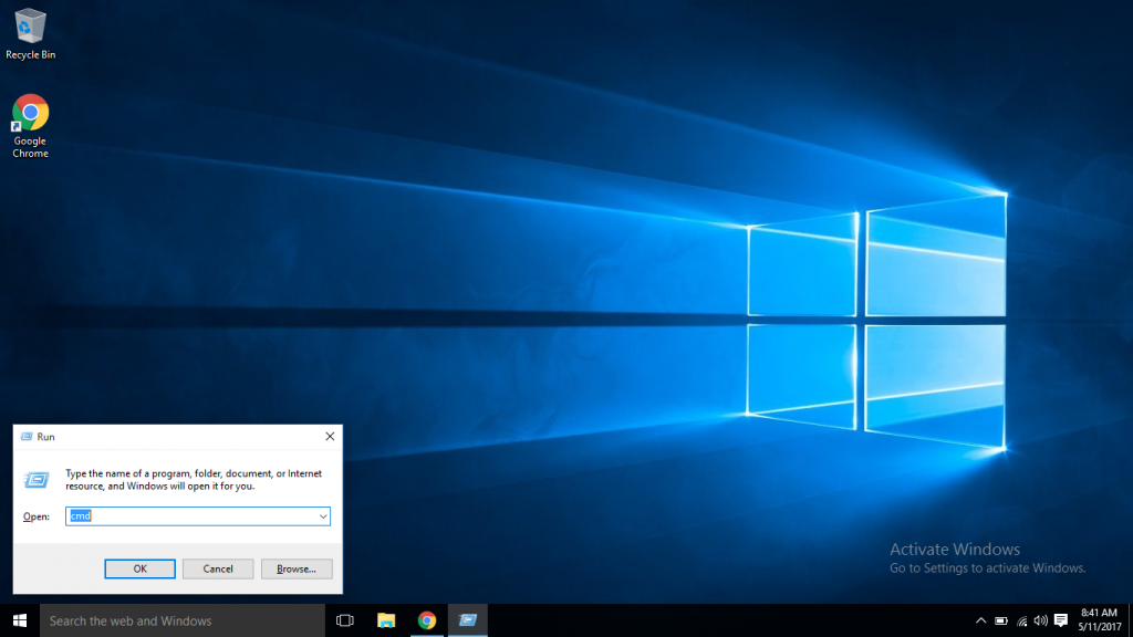 Hosted Network on windows