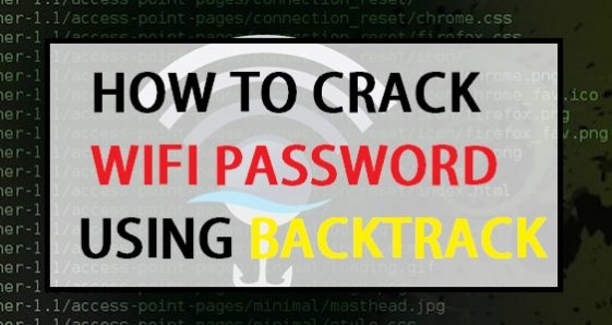 Photo of How To Crack WEP Password Of Wifi Network Using Backtrack