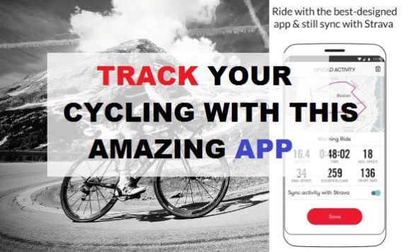 Photo of Track Your Cycling With This Amazing Fitness App