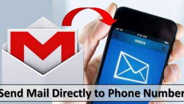 send mail directly to phone