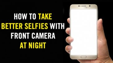 Night Selfie Camera