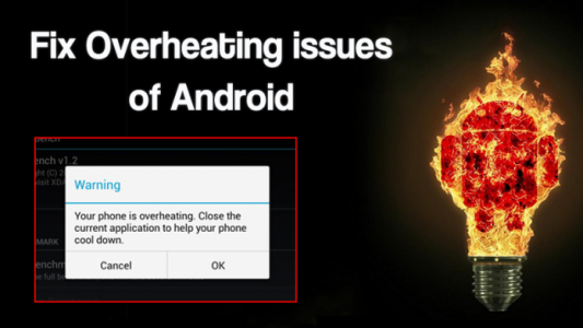 How to fix overheating issues with smartphones