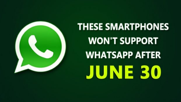 Photo of Attention !! WhatsApp Will No Longer Support These Smartphones