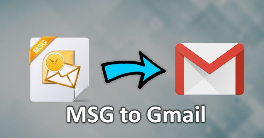 MSG to Gmail
