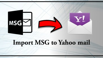MSG to Yahoo Mail