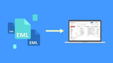 eml to gmail