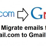 Mail.com to Gmail Migration