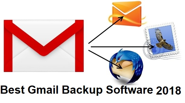 best gmail backup software