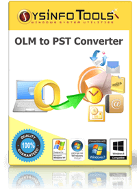 Sysinfo Tools OLM to PST Converter