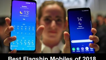 Best flagship mobile of 2018
