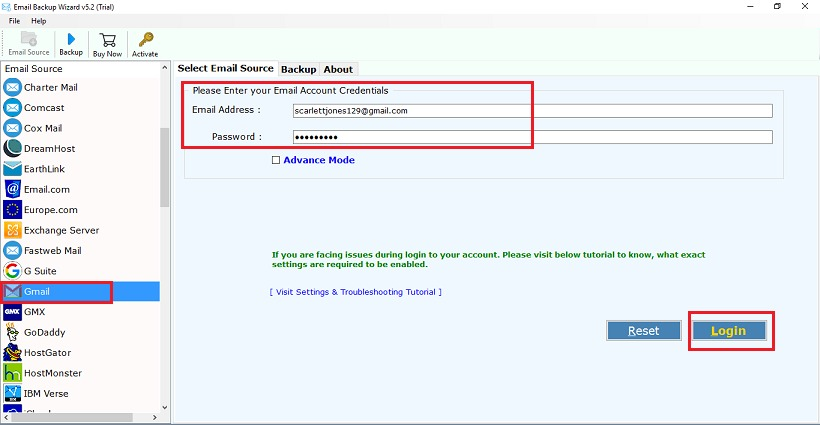 select-gmail-and-enter-credentials