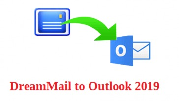 export-dreammail-to-outlook-2019