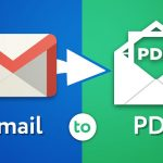 Convert Gmail to PDF