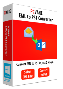 Convert EML to PST for Outlook 2019