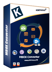 KDEtools MBOX To PST Converter