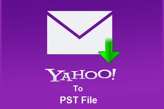 export yahoo mail to pst
