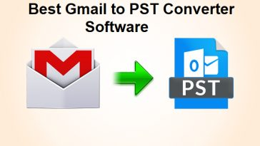 best gmail to pst converter