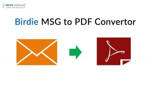 best msg file to pst converter