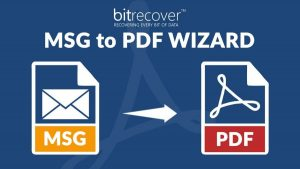 best msg to pdf export