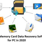 best memory card data recovery software for pc 2020
