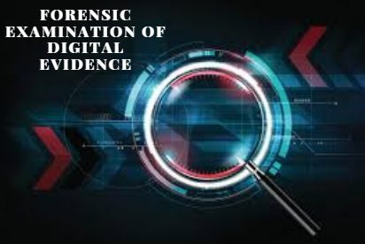 Photo of Procedure for Forensic Examination of Digital Evidence