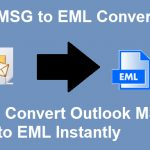 best msg to eml converter