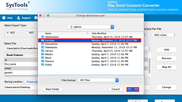 export excel to html